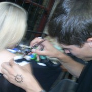 Tat Me Up - Airbrush Tattoos